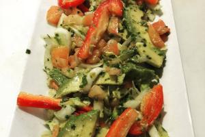Lebanese Salad - delivery menu