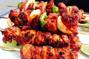 Chicken Tikka Kabab - delivery menu