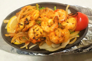 Tandoori Shrimp - delivery menu