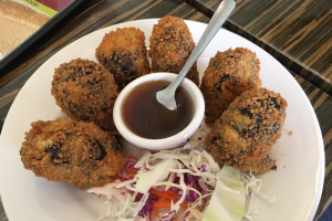 Seaweed Rolls - delivery menu