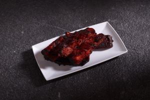 13. BBQ Spare Ribs - delivery menu