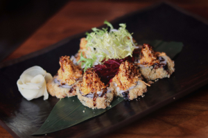 Crunchy Crunch Roll - delivery menu