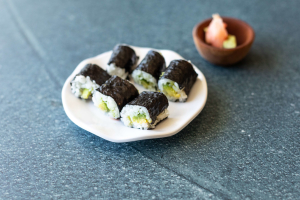 Avocado Maki Roll - delivery menu