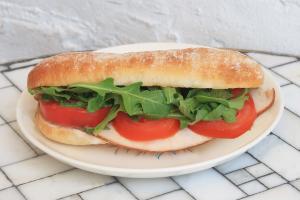 Prosciutto - delivery menu
