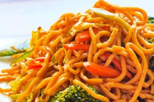 231. Vegetable Lo Mein - delivery menu