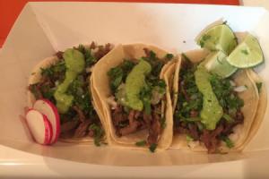 Beef Barbacoa Taco - delivery menu