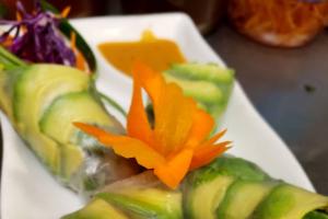 Avocado Rolls - delivery menu