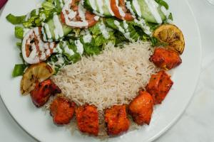 Chicken Kebab - delivery menu