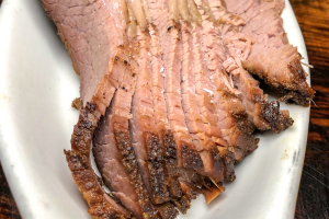 1/4 lb. Smoked Beef Brisket Brunch - delivery menu