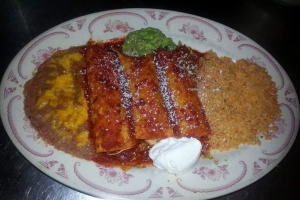 Enchiladas Rancheras - delivery menu