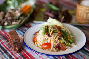 Somtum Thai - delivery menu