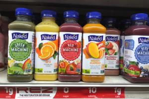 15 oz. Naked Juice - delivery menu