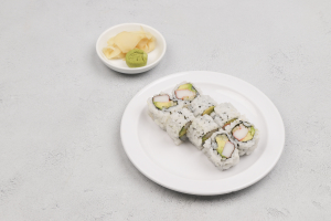 R34. Alaskan Roll - delivery menu