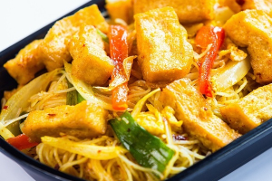 Singapore Curry Noodle - delivery menu