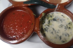 Trio Dip - delivery menu
