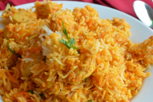 54. Chicken Biryani - delivery menu