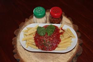 Mostacciolli - delivery menu