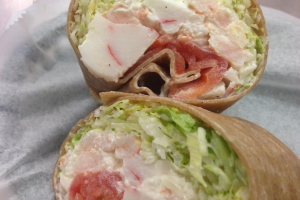 Tuna Salad Wrap - delivery menu