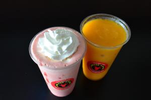 Milk Shake - delivery menu