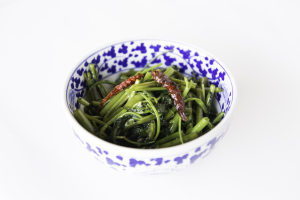 Pak Boong Fai Daeng - delivery menu