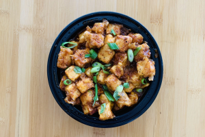 Paneer Machurian - delivery menu