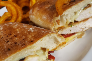 Chicken Italiano Panini - delivery menu