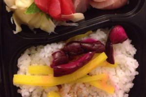 Chirashi - delivery menu