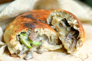 Bulgogi (Korean BBQ) Calzone - delivery menu