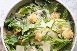Ceasar Salad - delivery menu