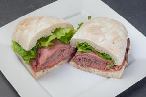 #3 Roast Beef Sandwich - delivery menu