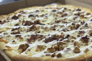 12 Chicken Bacon Ranch Personal Pizza - delivery menu