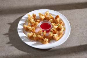 2. Cream Cheese Wonton - delivery menu