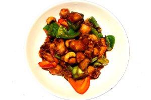 Diced Chicken with Cashew Nuts Lunch Special - delivery menu
