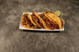 92. Tacos al Pastor - delivery menu
