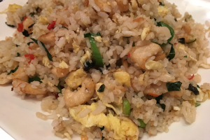Basil Fried Rice - delivery menu