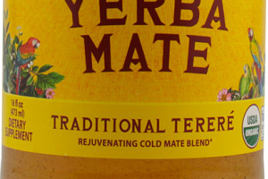 Guayaki Yerba Mate - delivery menu