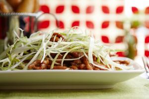 508. Pork Stir-Fried in Peking Sauce - delivery menu
