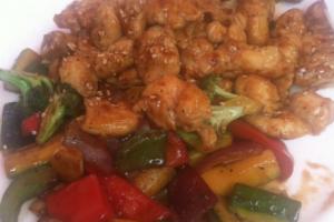 Chicken Hibachi - delivery menu