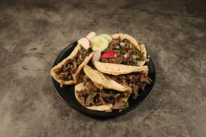 90. Tacos de Carne - delivery menu