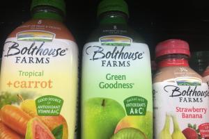 Bolt House Farm - delivery menu