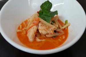 Red Curry Chicken - delivery menu