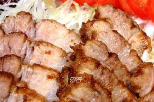 Steamed Pork - delivery menu