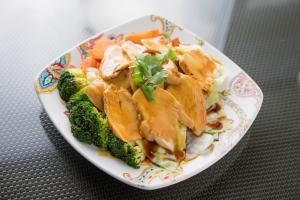 7. Teriyaki Lunch - delivery menu