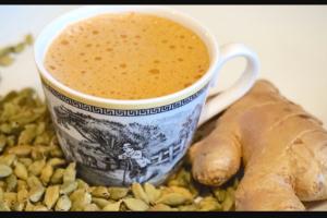 Indian Tea - delivery menu