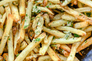 Rosemary French Fries - delivery menu