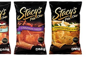 Stacy's Pita Chips - delivery menu