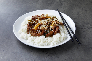 78. Mongolian Beef - delivery menu