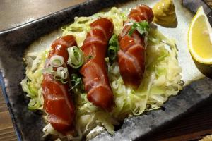 Kurobuta Sausage - delivery menu