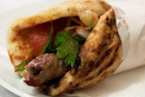 Kofte Kebab Sandwich - delivery menu
