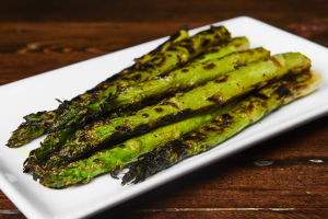 Brunch Grilled Asparagus - delivery menu